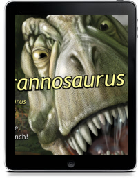 Book Cover for IT'S TYRANNOSAURUS REX!