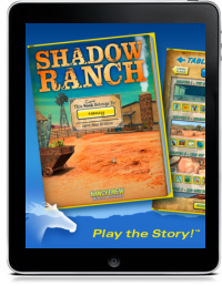 SHADOW RANCH by Carolyn Keene
