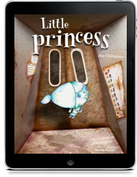 Cover art for THE LITTLE PRINCESS