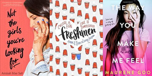 High Times with the High School Set (and Beyond): Spirited Summer YA