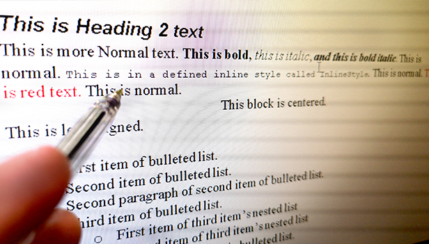 The 5 Most Important Formatting Considerations for Your E-book