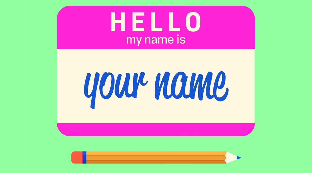What's in a (Pen) Name?
